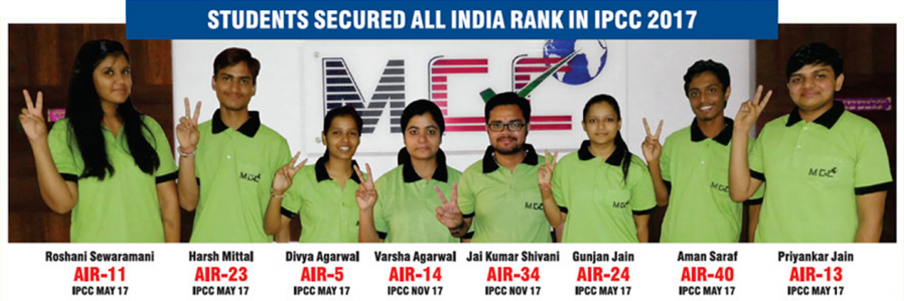 All India Rank in 2017
