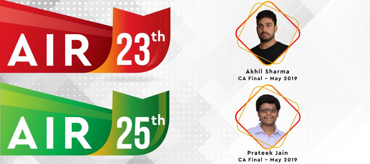 MCC CA Final Champions May 2019