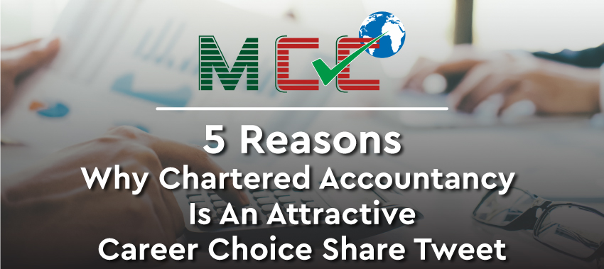 reasons to be a CA (chartered accountant)