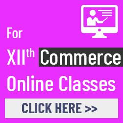 XII Classes