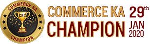 Commerce ka Champion